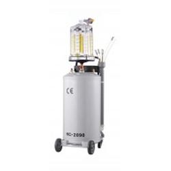 Atis HC 2090 Вакуумная установка для маслозамены через щупы с предкамерой, 80л. Atis Слив и замена масла Замена жидкостей