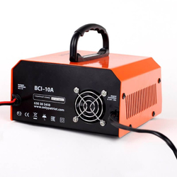 Patriot BCI-10A Зарядное устройство Patriot Пускозарядные устройства Полезные мелочи