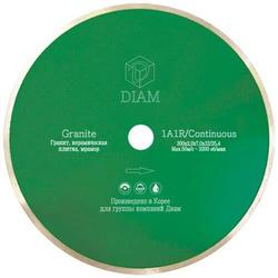 DIAM Granite 000244 алмазный круг для гранита 300мм Diam По граниту Алмазные диски
