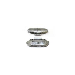 30гр Груз балансировочный Pb стандарт, коробка 100шт Автобаланс Грузики балансировочные Расходные материалы