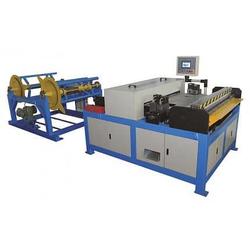 Автоматическая линия для производства прямоугольных воздуховодов серия ЛПВ ССЗ Автоматические линии Станки для воздуховодов