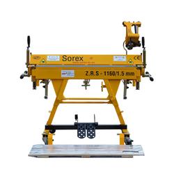 SOREX ZRS-1160-1 Листогиб Sorex Ручные Листогибочные прессы