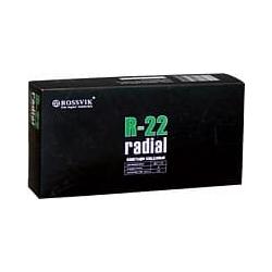 R-22 Пластырь кордовый радиальный 80*175мм (упак. 10шт) Rossvik Радиальные пластыри Расходные материалы