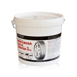 Rossvik Паста монтажная (гель-концентрат) 5кг Rossvik Химия Расходные материалы
